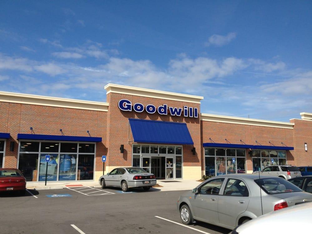 Goodwill: 1015 Pine Log Rd, Aiken, SC