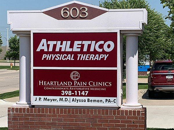 Athletico Physical Therapy - Grand Island: 603 N Diers Ave, Grand Island, NE