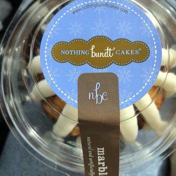 Nothing But Bundt Cakes In Sunnyvale Ca