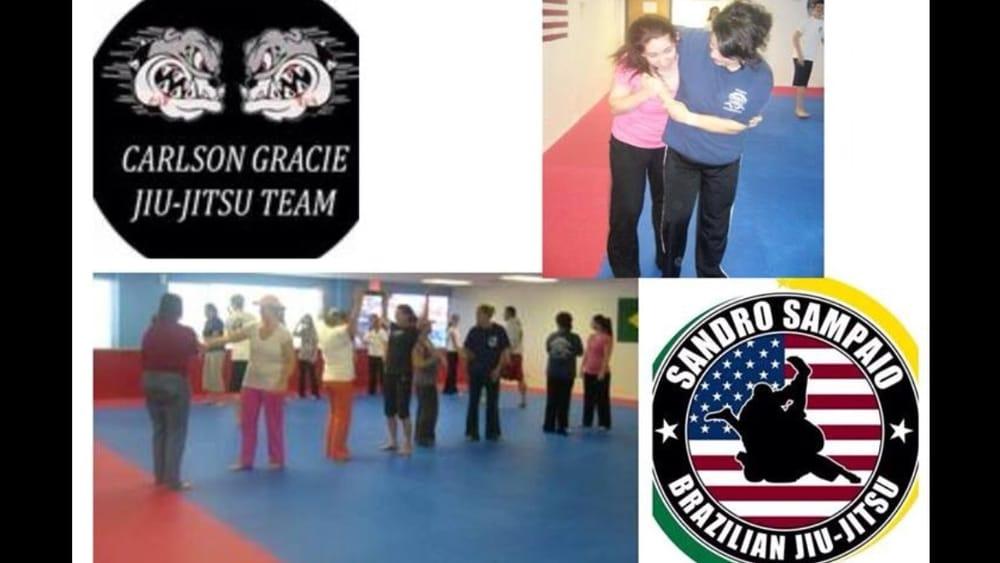 Sandro Sampaio Brazilian Jiu-Jitsu Academy: 12121 South Western Suite A1, Oklahoma City, OK