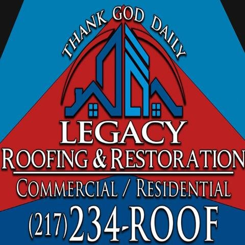 Legacy Roofing and Restoration: 1001 Dewitt Ave, Mattoon, IL