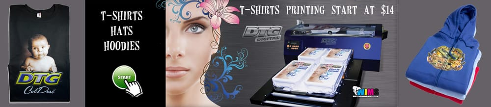 Place4Print - Custom T-Shirts & Embroidery