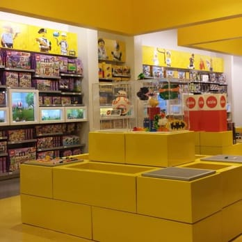 The LEGO Store - 10 Photos & 19 Reviews - Toy Stores - 7000 Arundel ...
