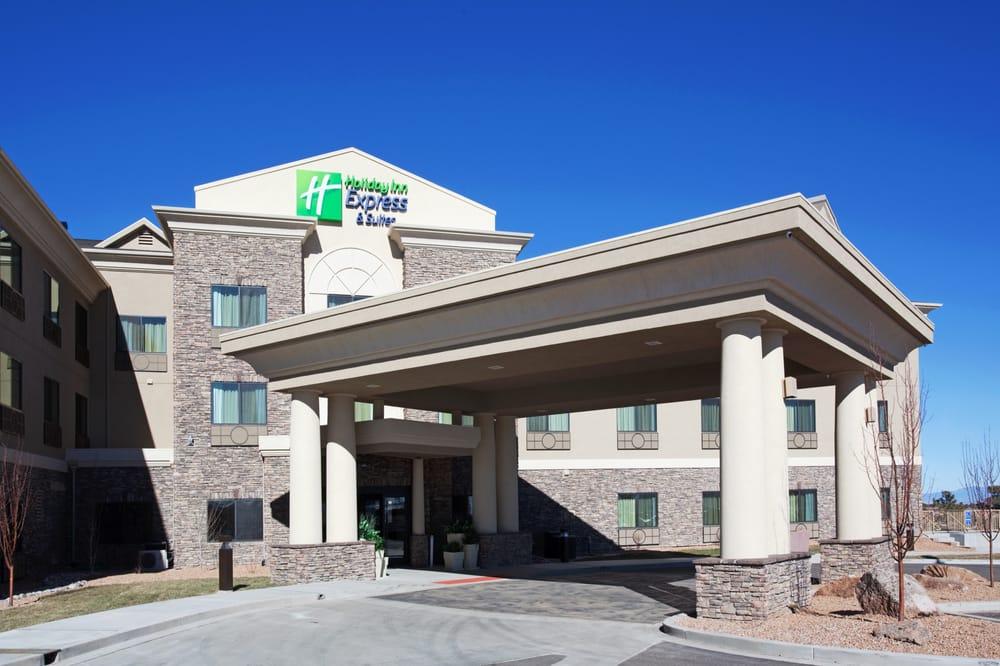 Holiday Inn Express & Suites Los Alamos Entrada Park: 60 Entrada, Los Alamos, NM
