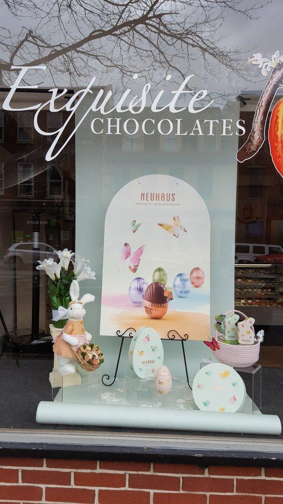 Exquisite Chocolates of Carlisle: 35 S Hanover St, Carlisle, PA