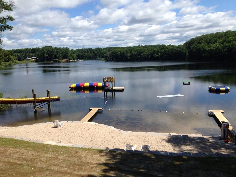 Lake Ann Baptist Camp: 18215 Barber Rd, Lake Ann, MI