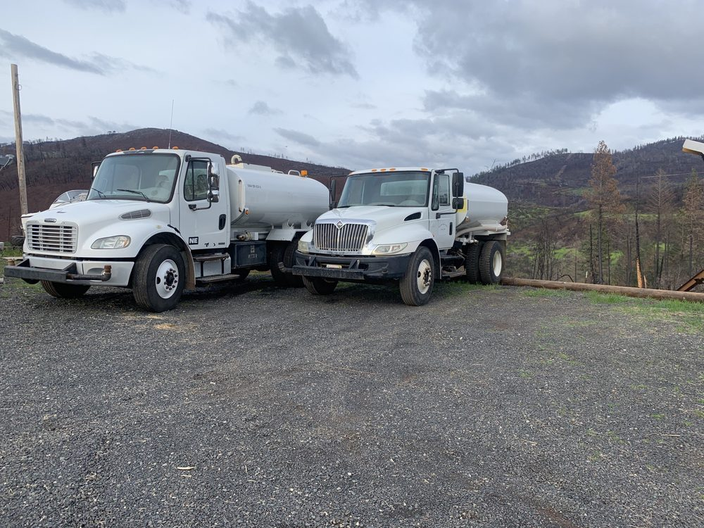 RK & Son Water Tending: Oroville, CA