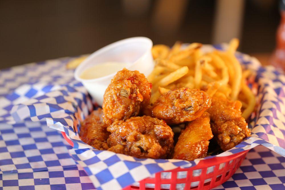 The Chicken Shack: 11211 S Dransfeldt Rd, Parker, CO
