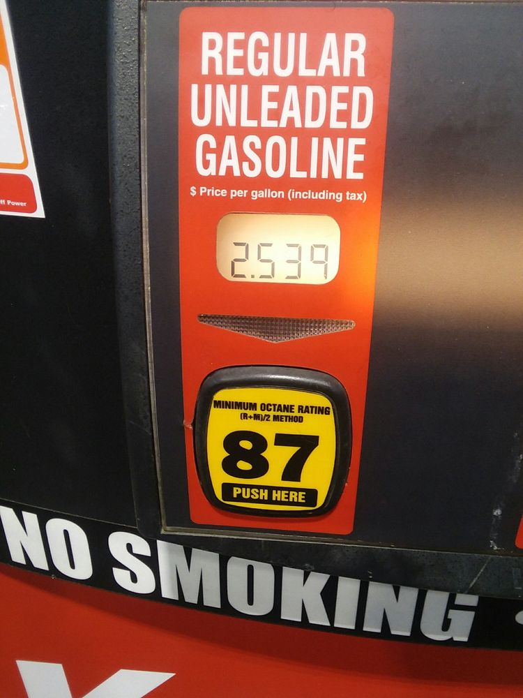 Kroger Fuel Station: 1408-1432 Knox Ave, North Augusta, SC