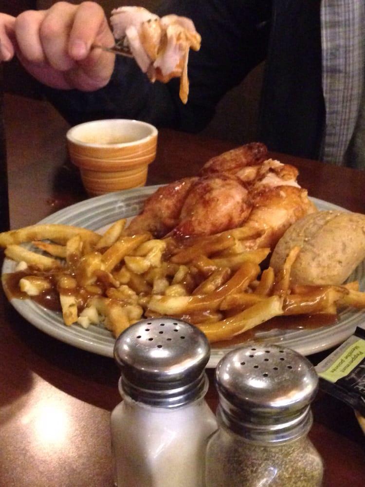 Photo of Swiss Chalet Rotisserie & Grill - Winnipeg, MB, Canada. 1/