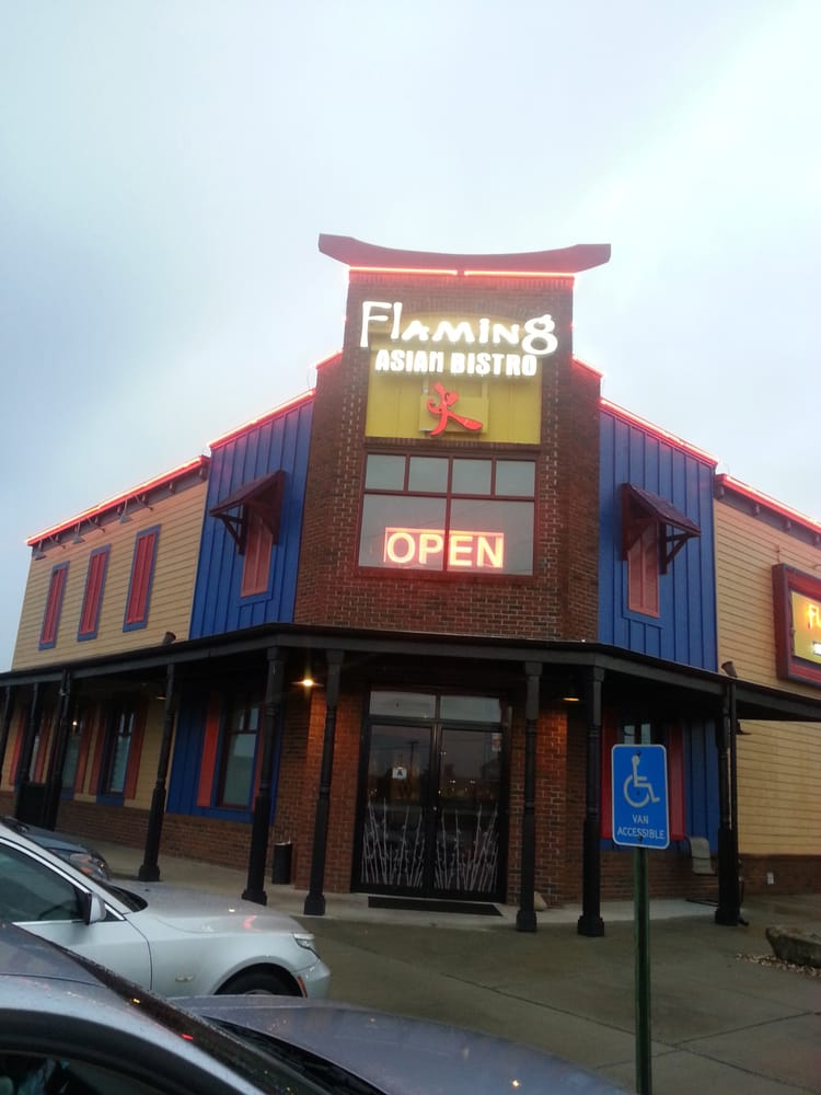 Photo of Flaming Asian Bistro: Myrtle Beach, SC