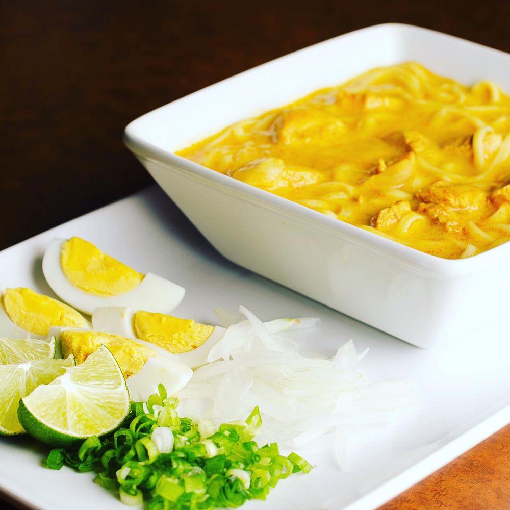 Shwe Mandalay Burmese Cuisine: 451 W Michigan Ave, Battle Creek, MI