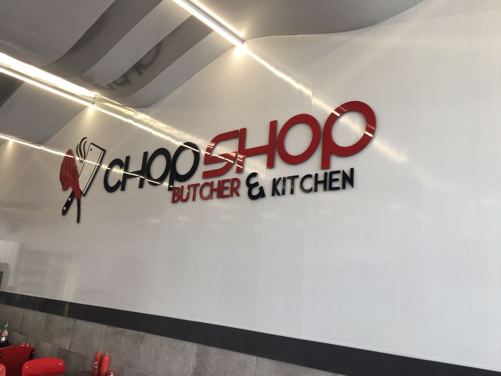 Chop Shop Butcher And Kitchen Menu : Cleann - Yelp