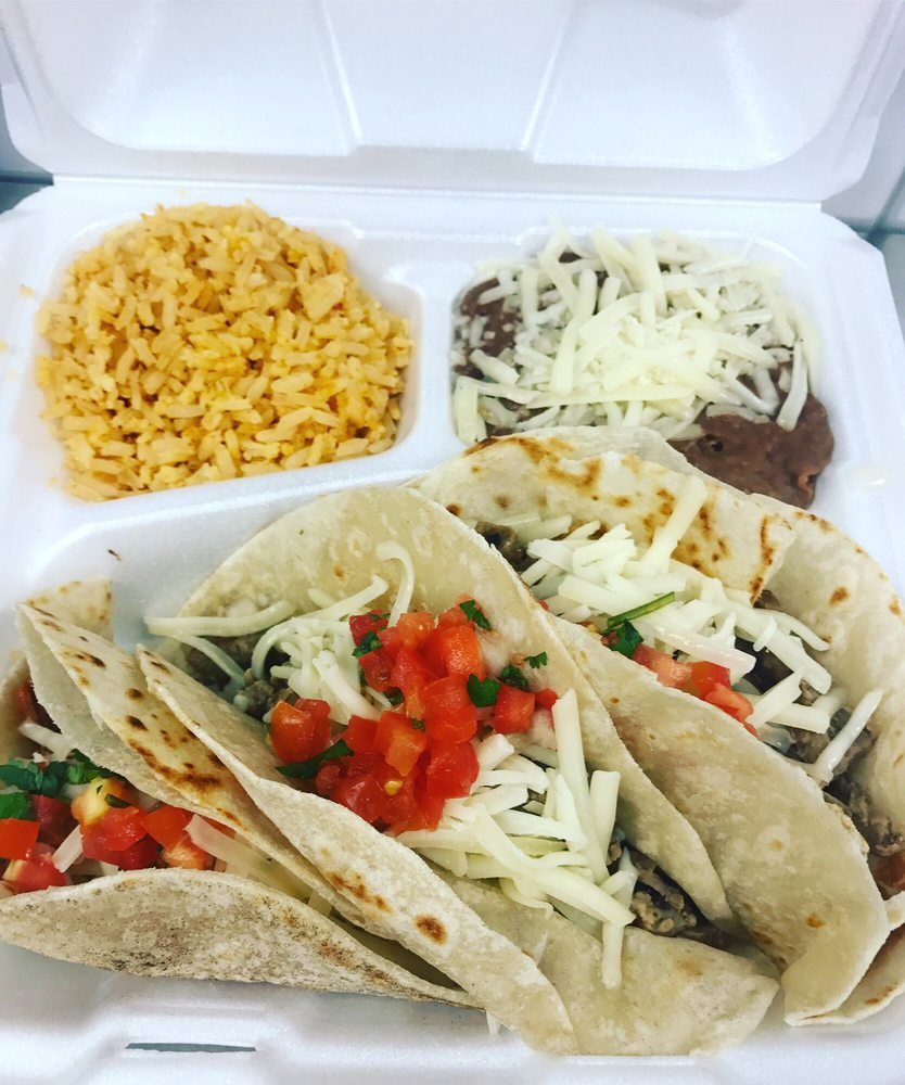 Taco Shack: 815 W University Dr, Tempe, AZ