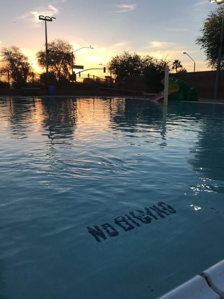 Greenfield Pool