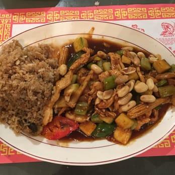 Photo Of Golden Crown Restaurant Tiffin Oh United States Kung Bao En