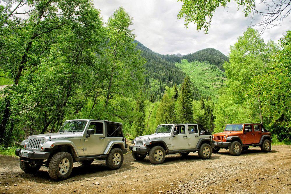 Glenwood Springs Jeep Rental: 141 W 6th St, Glenwood Springs, CO