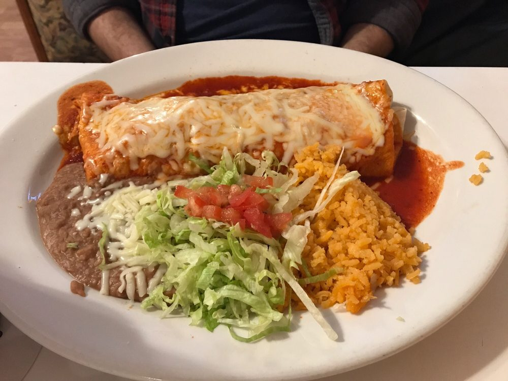 El Padre Mexican Bar & Grill: 417 S Main St, Mishawaka, IN
