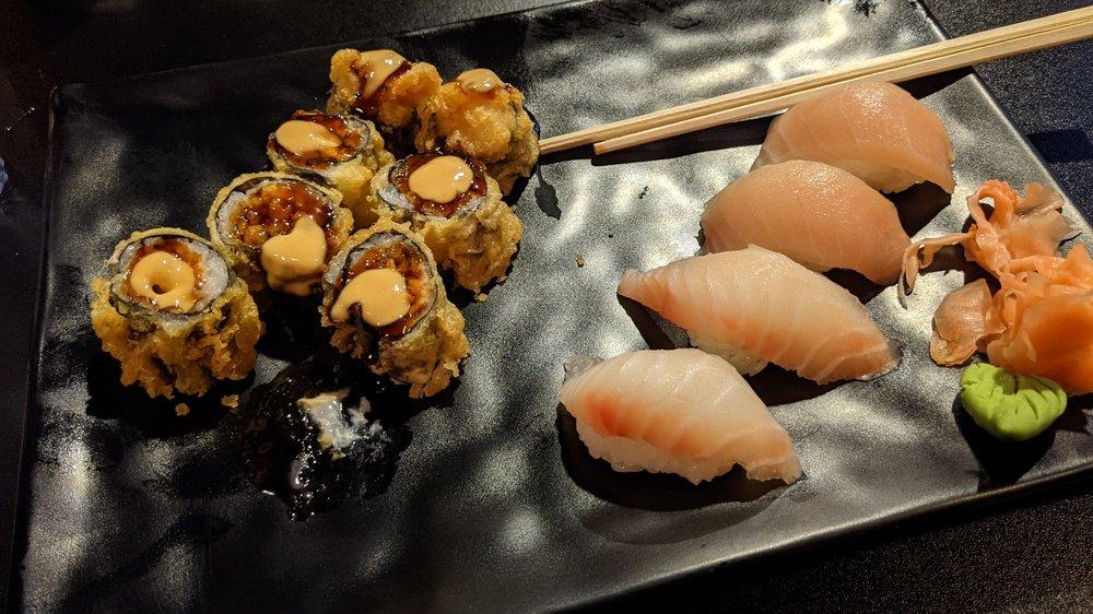 Sumo Sushi & Ramen: 122 E Washington St, Iowa City, IA