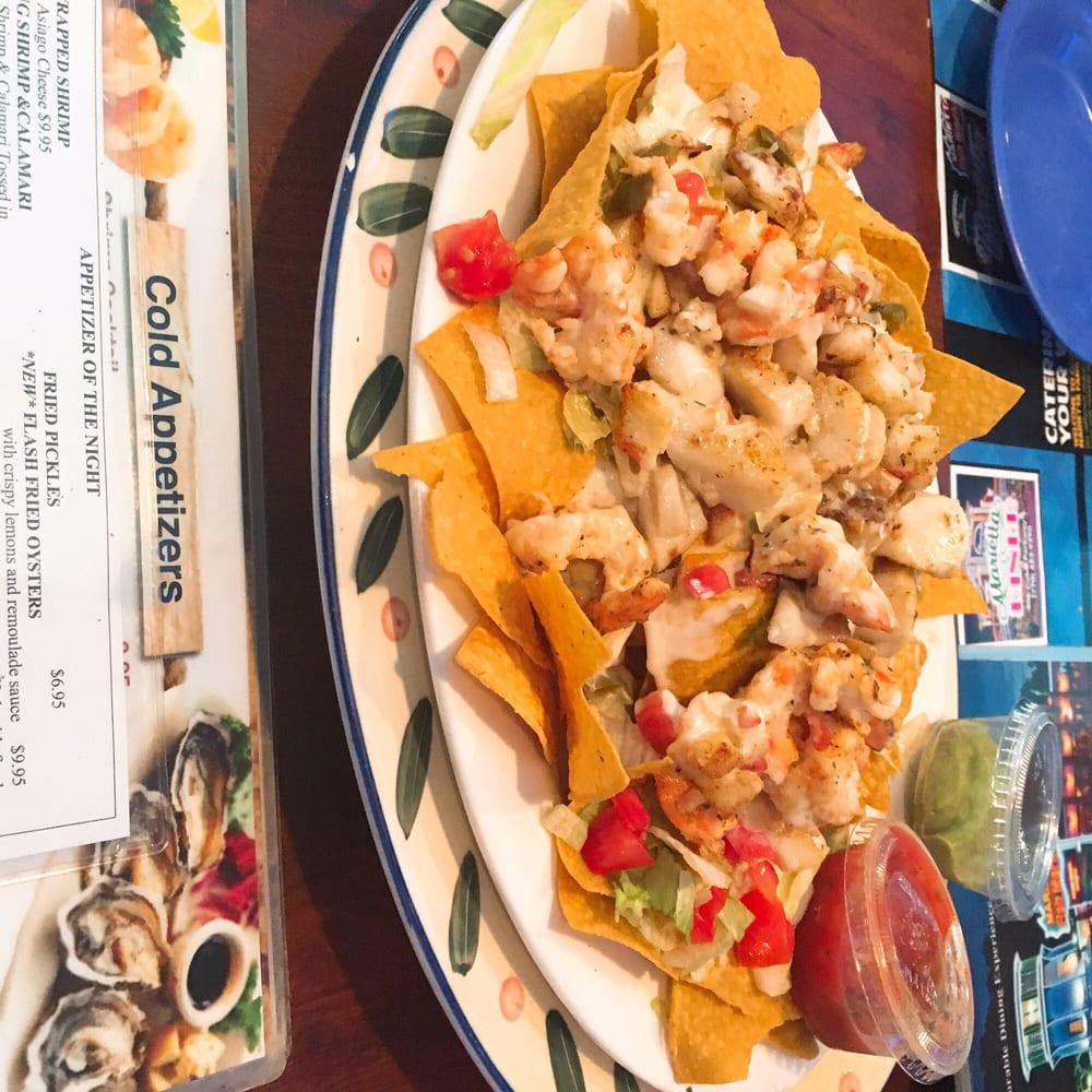 Seafood nachos yelp for Marietta fish market