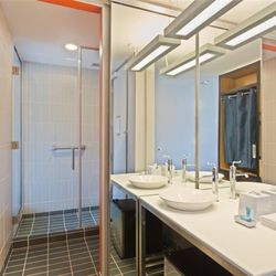 Aloft Birmingham Soho Square Photos Reviews Hotels - Bathroom vanities birmingham al