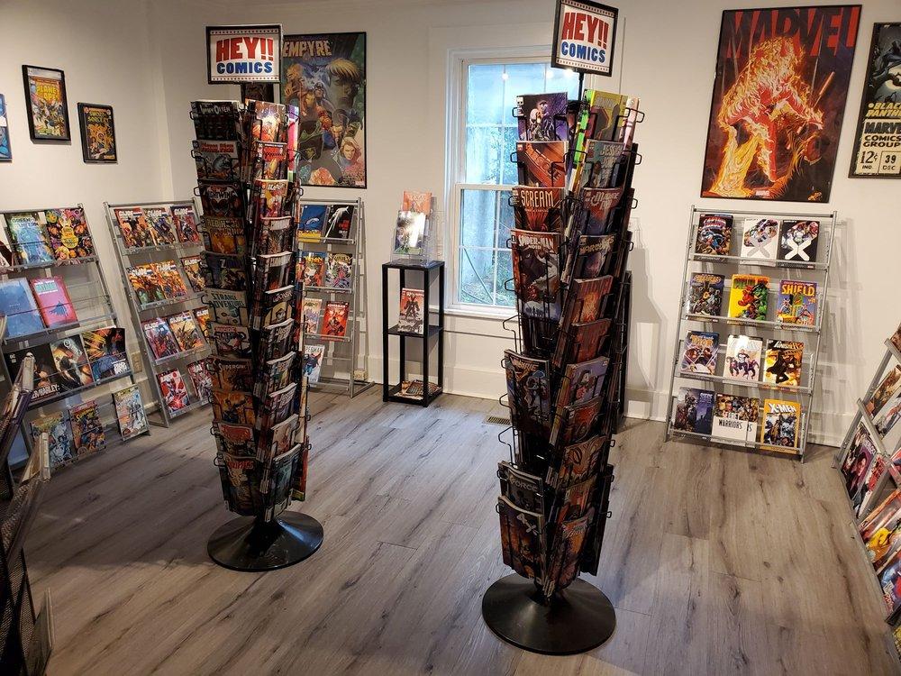 Retrograde Comics: 2612 Kavanaugh Blvd, Little Rock, AR