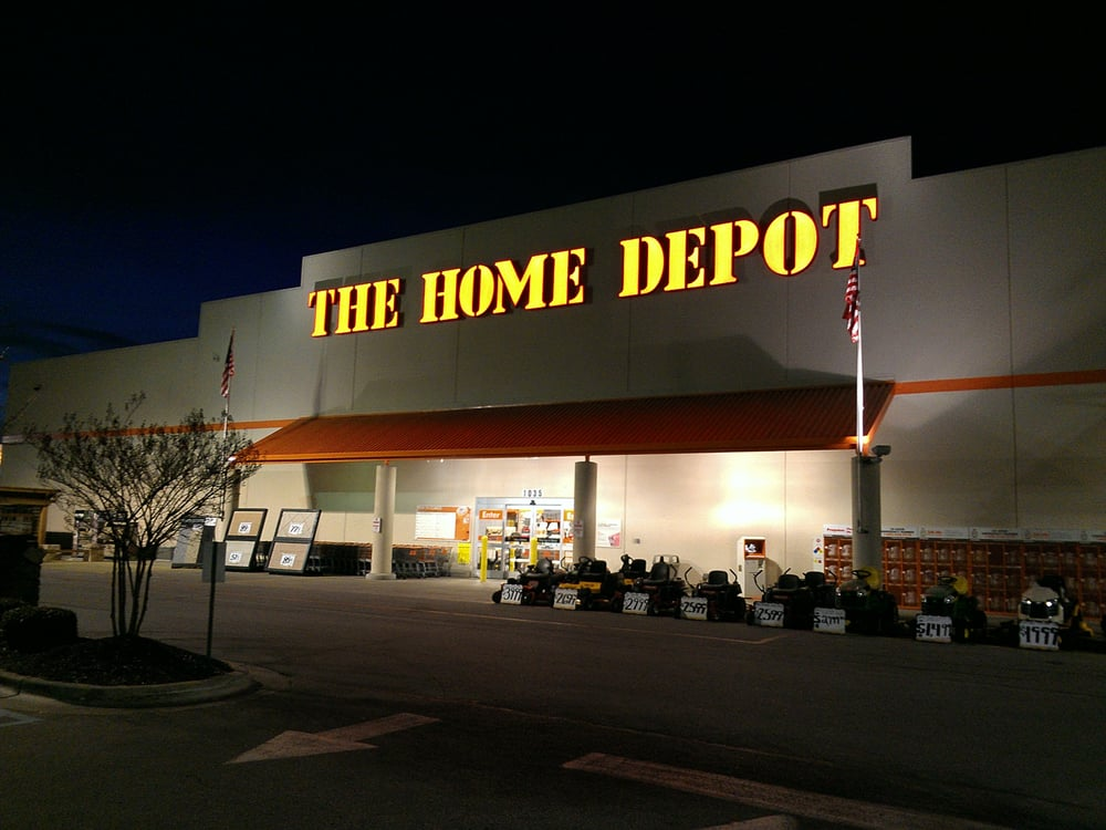 The home depot 12 photos hardware stores 1035 for Shop home depot
