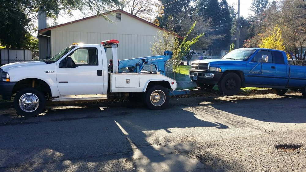 Towing business in Bethany, OR