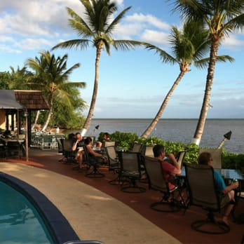 Photo Of Hotel Molokai Kaunakakai Hi United States Poolside At The