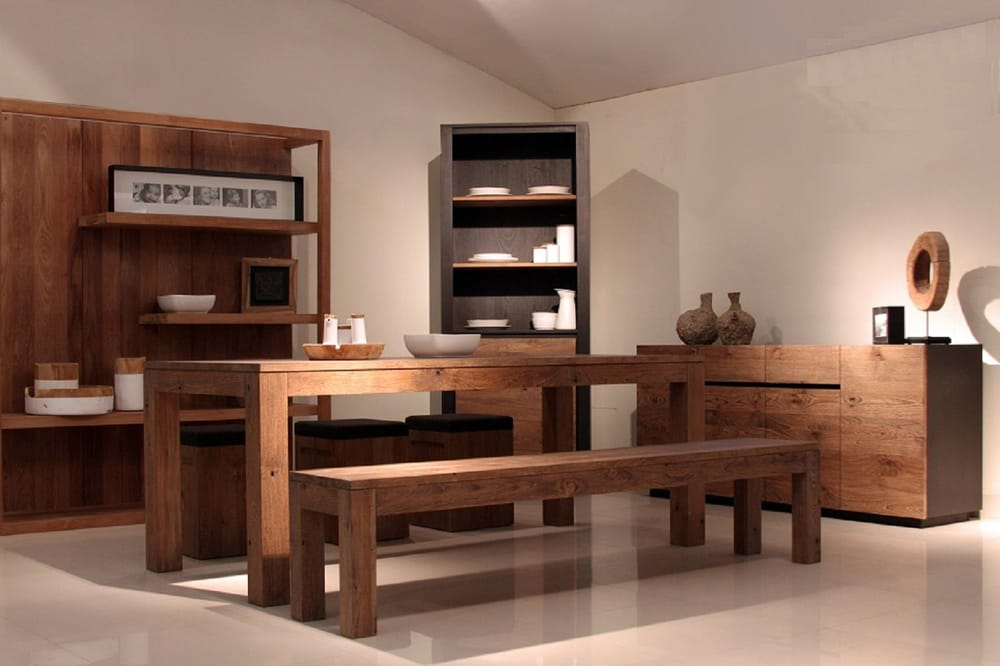 Mountain Teak Furniture Gallery