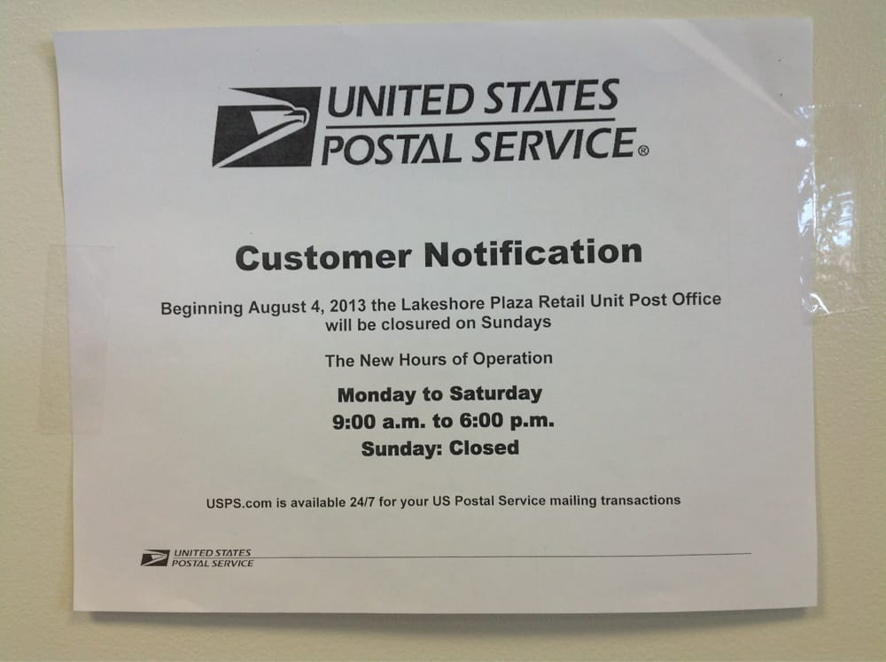 US Post Office - (New) 21 Photos & 90 Reviews - Post Offices