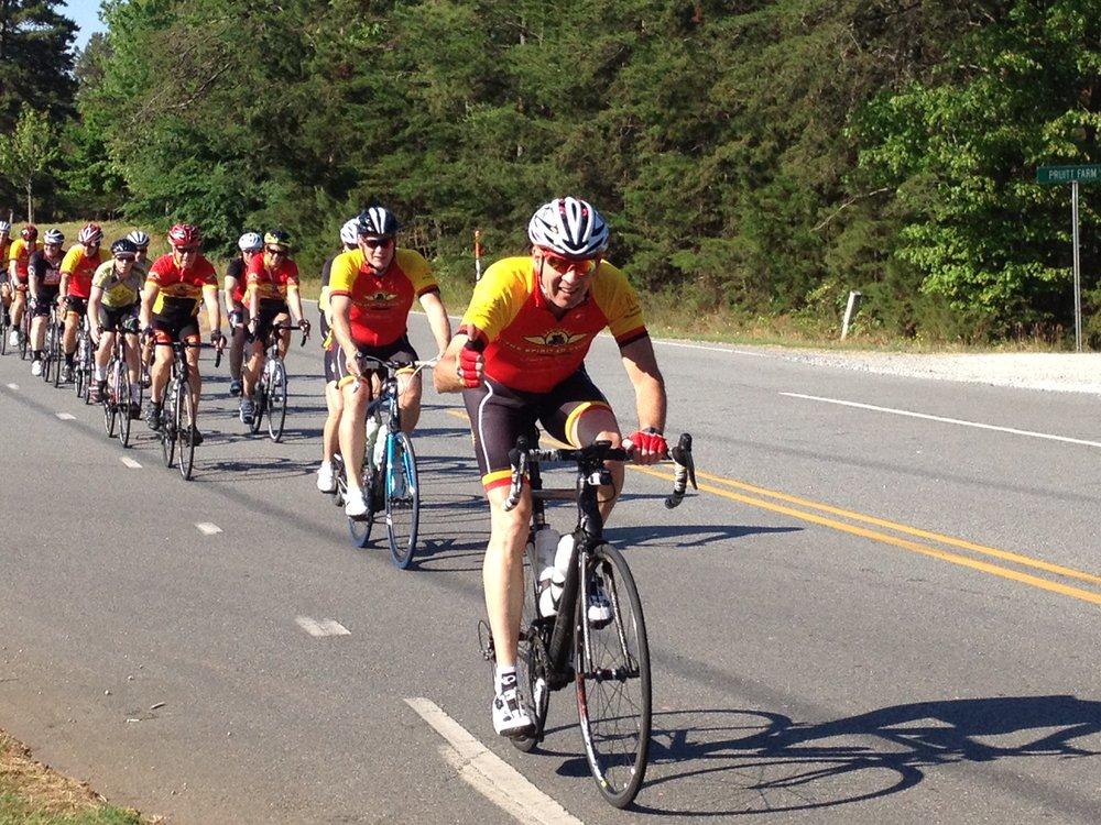 Spirited Cyclist: 129 N Main St, Davidson, NC