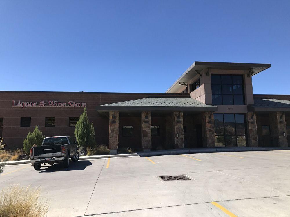 Liquor And Wine Store: 1580 S Providence Center Dr, Cedar City, UT