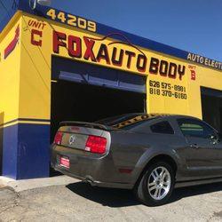 Fox Auto Body Get Quote 11 Photos Panel Beaters