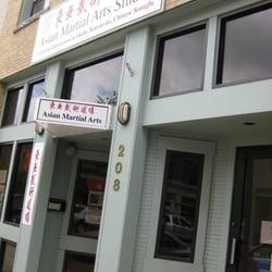 Asian martial arts studio ann arbor