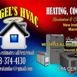 Photo Of Angels Hvac Chicago Heights Il United States