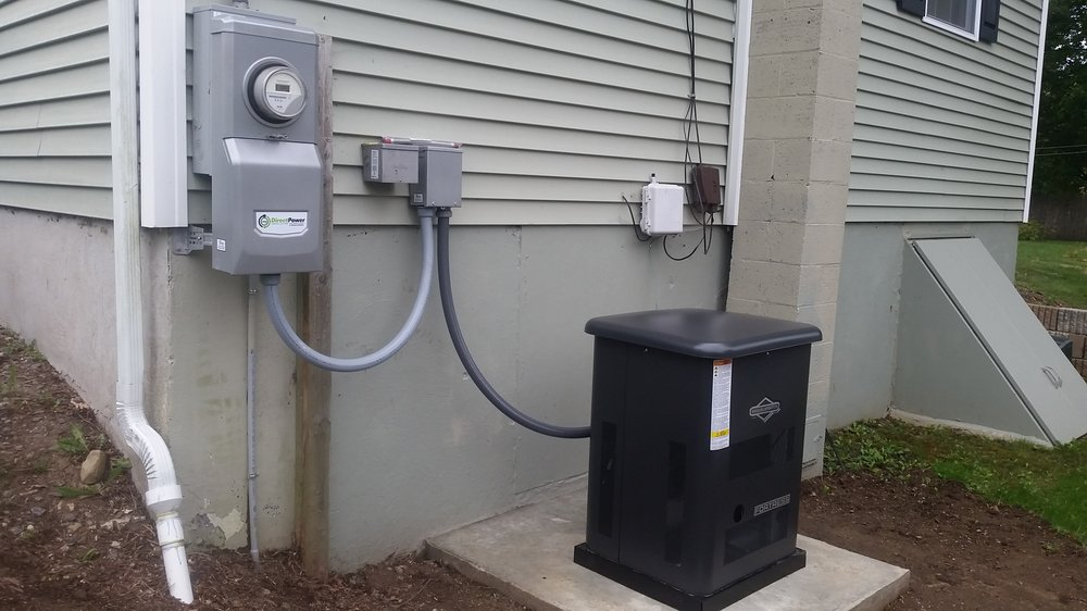 PFP Electric: 45 School Hill Rd, Sprague, CT