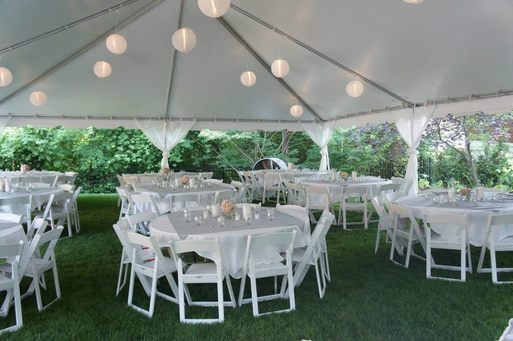 Photo of Advantage Tent u0026 Party Rental - Covington KY United States. 30 & 30u0027x45u0027 Frame Tent setup in Fort Mitchell Kentucky. This wedding ...