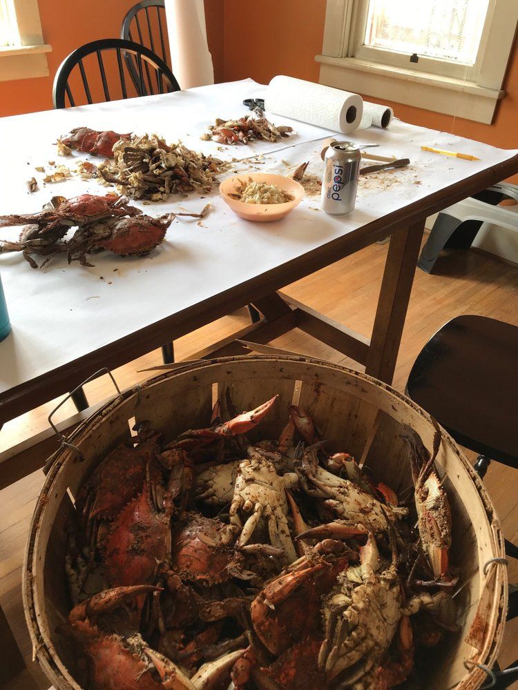 Potomac Seafood of Hagerstown: 67 E Franklin St, Hagerstown, MD