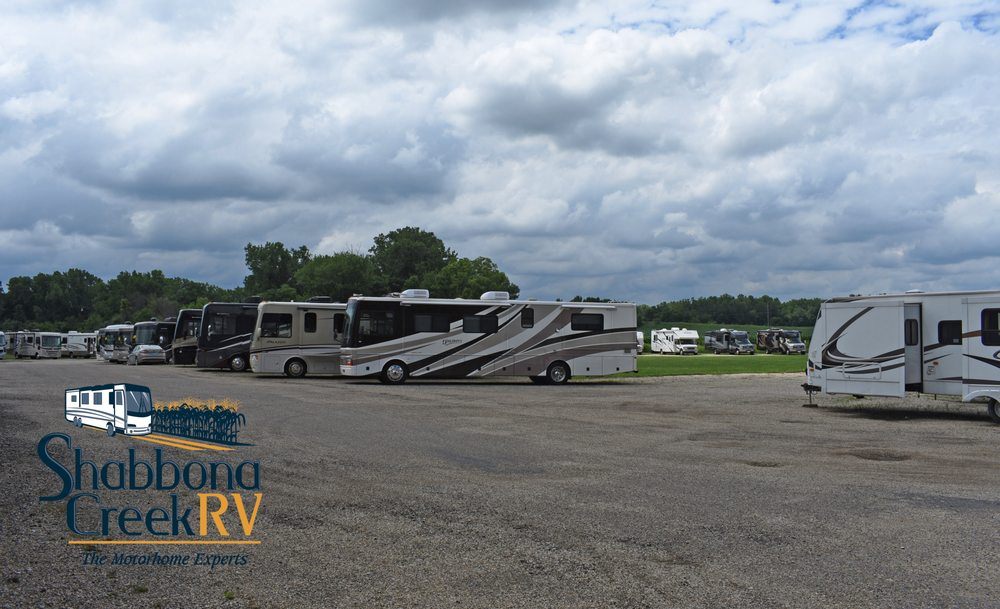 Shabbona Creek RV: 17982 E 2350th St, Atkinson, IL