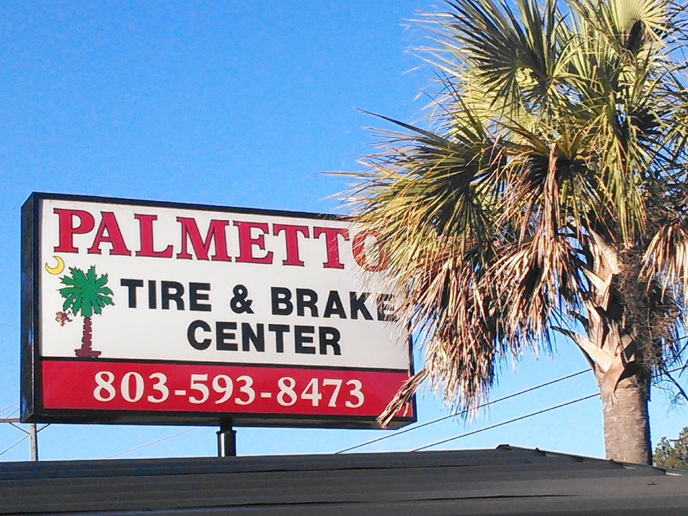 Palmetto Tire & Brake Center: 2355 Jefferson Davis Hwy, Warrenville, SC