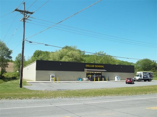 Dollar General: 1623 Penn Ave, Hollsopple, PA