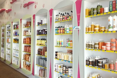 Salon Products Yelp
