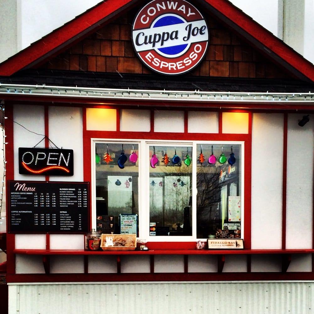 Conway Cuppa Joe: 21049 Cedardale Rd, Mount Vernon, WA