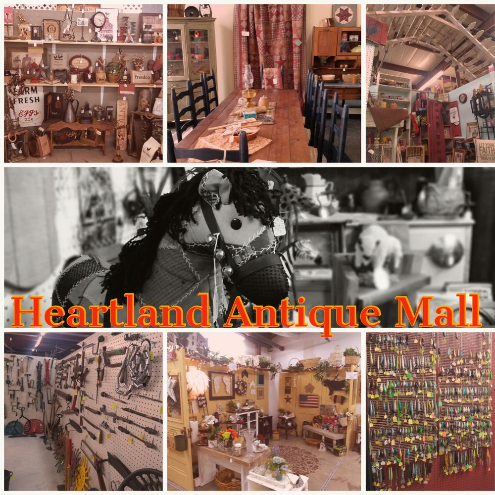 Heartland Antique Mall: 2500 Evergreen Pkwy, Lebanon, MO