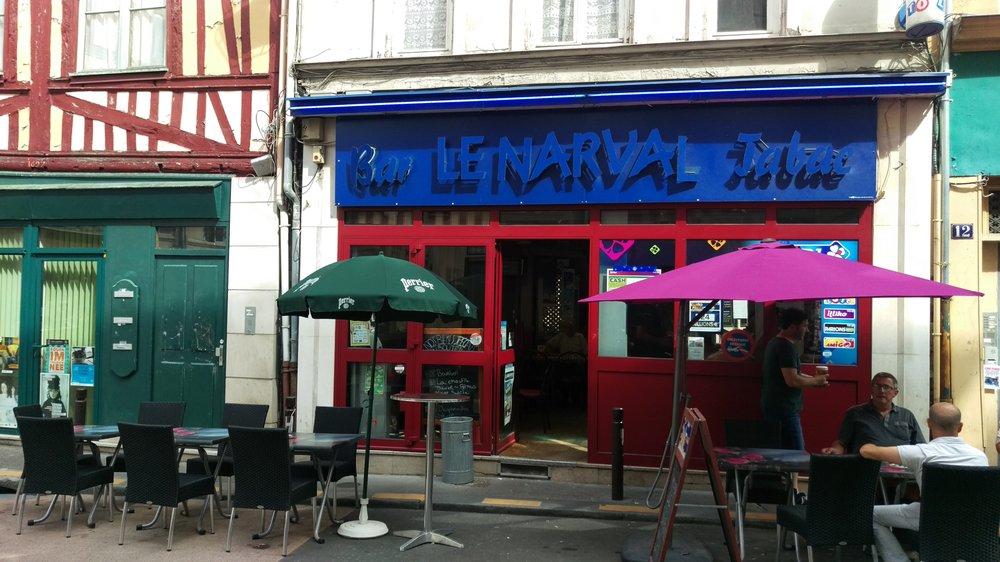 le narval magasins de tabac 14 rue bons enfants rouen seine maritime france num ro de. Black Bedroom Furniture Sets. Home Design Ideas