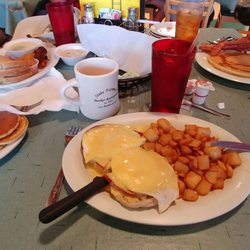 Photo Of State Farmers Market Restaurant Raleigh Nc United States Eggs Benedict