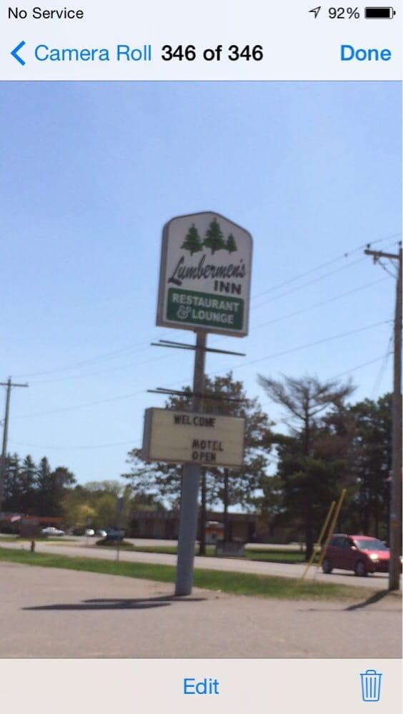 Lumbermen's Inn Motel: Iron River, WI