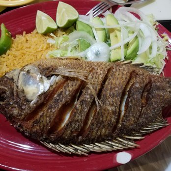 Photo Of El Cañon Mexican Restaurant Grove City Oh United States Fried