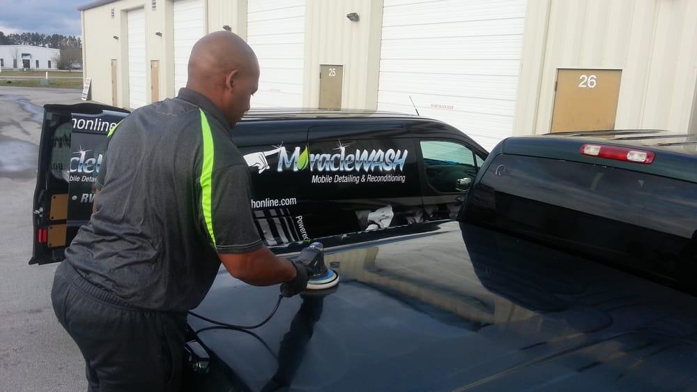 Mobile Car Wash New Bern Nc